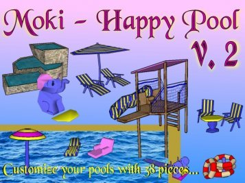 Moki Happy Pool 2